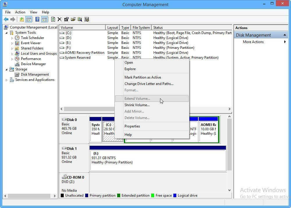 Free Partition Magic for Windows 10 to Manage Disks and