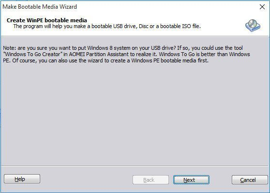 Quickly Create A WinPE Bootable Disk in Windows 10 with Few