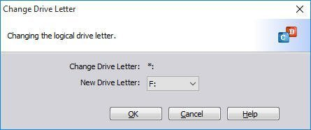 Assign Drive Letter to Hidden Partition