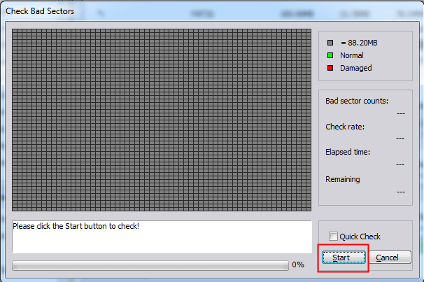 Problem with starting the computer...